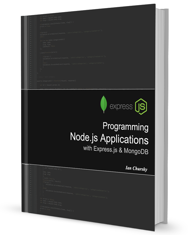 Programming Node.js Applications